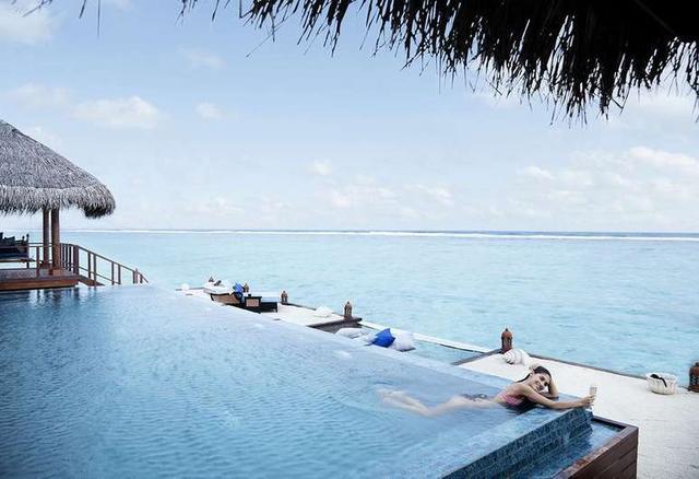 画像: タージ エキゾティカ リゾート アンド スパ (Taj Exotica Resort And Spa)