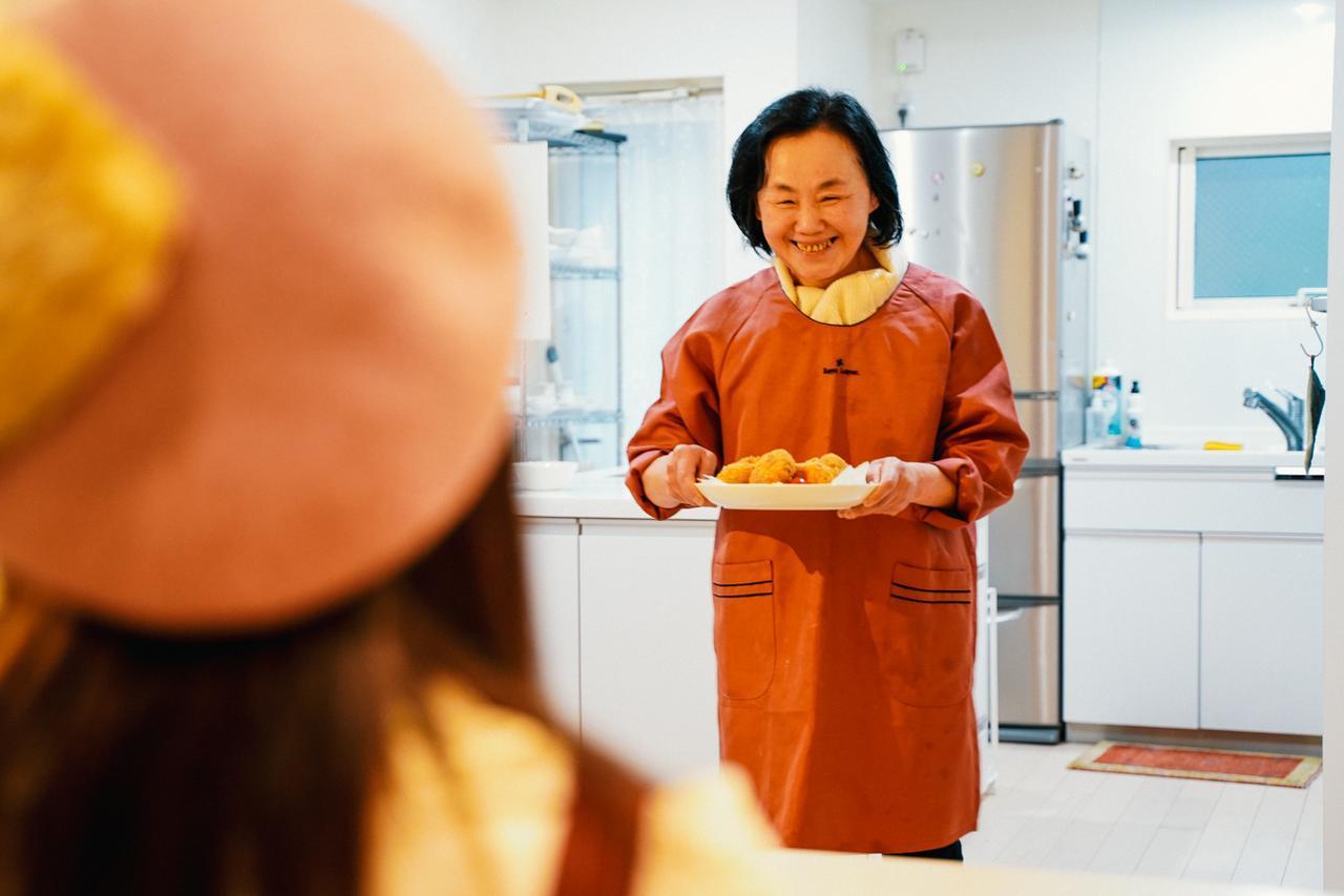 画像1: 母が認める、いつまでも変わらない素直で優しい性格