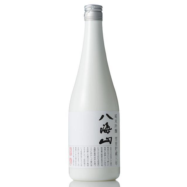 画像: 【八海山】純米吟醸  雪室貯蔵三年