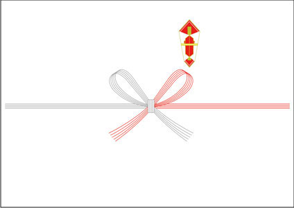 画像: 赤白の蝶々結びの水引は、出産祝い、長寿の祝い、新築・引越祝い、開店・開業祝い、受賞のお祝いのそれぞれ内祝いで選びましょう。