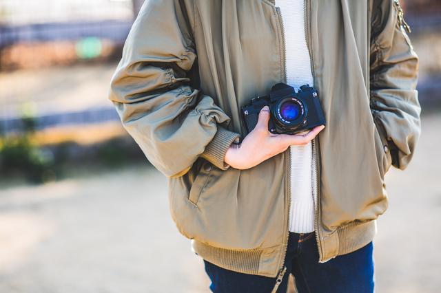 画像: カメラ好きのお父さんと京都で日帰り撮影旅!【父と旅行】