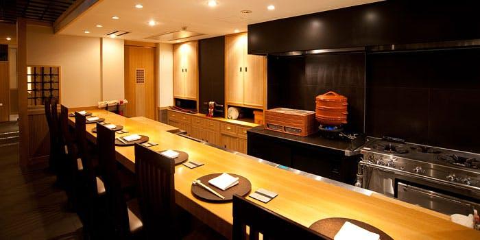 画像: 霞庭まつばら- 西麻布/日本料理