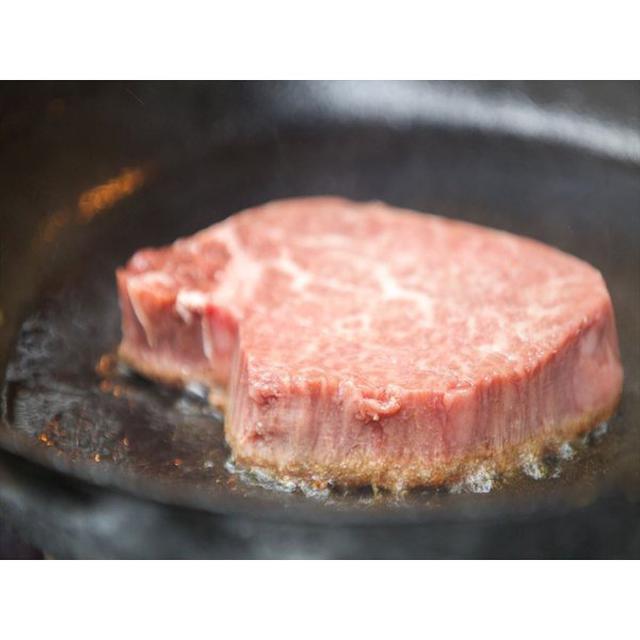 画像: 飛騨牛 ヒレステーキ 170gカット 最高級 A5