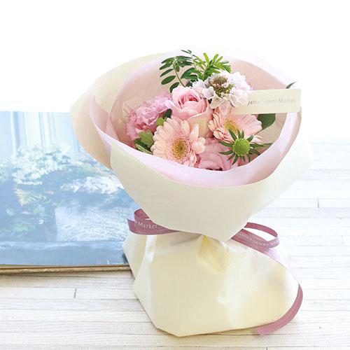 画像: ガーベラの花束