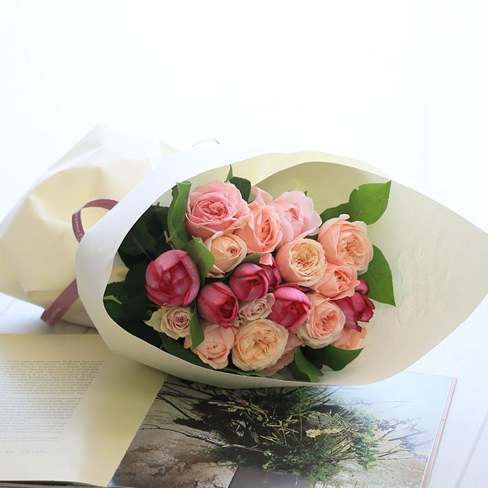 画像: バラのプレゼント