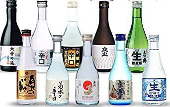画像: 生貯蔵酒利き酒飲み比べセット300ml×6本