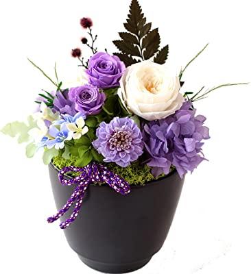 画像: プリザーブドフラワー ギフト 枯れない花