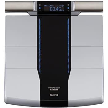 画像: タニタ 体組成計 部位別 日本製 RD-800-BK 筋肉の質が分かる 医療分野の技術搭載/スマホでデータ管理 インナースキャンデュアル   タニタ(TANITA)   体重・体脂肪・体組成計