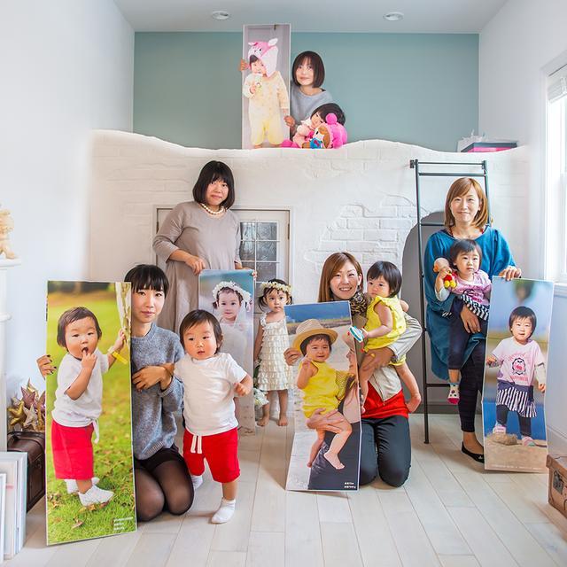 画像: 成長が一目で分かる!赤ちゃん撮影の新しいスタイル「赤ちゃんの等身大フォト」専用サイトをオープン│ニュース│アスカネット