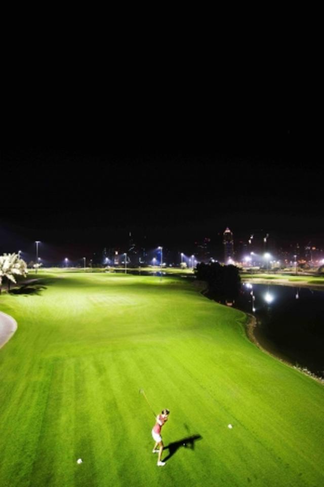 画像2: エミレーツ・ゴルフクラブ