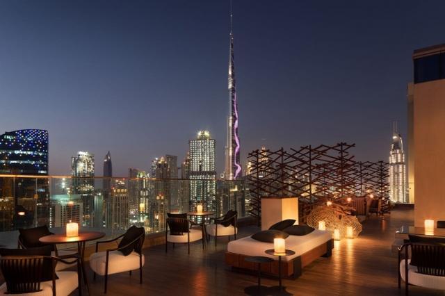 画像: レストラン Morimoto Dubai(ルネッサンス・ダウンタウン・ホテル・ドバイ)
