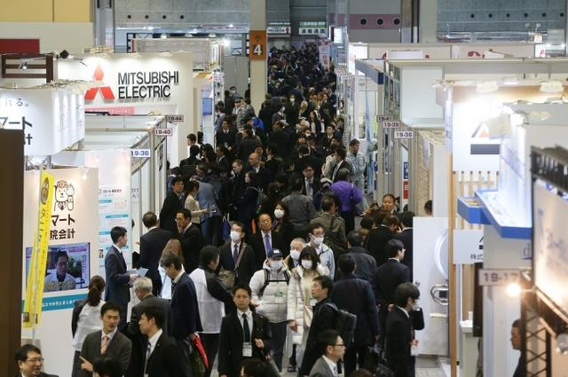 画像: 今年2月大阪開催の会場の様子