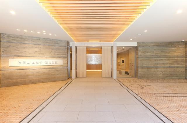 画像: 蔵前陵苑入り口