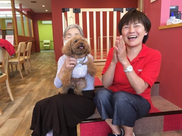 画像: 愛犬と通えるデイサービス「わおん」について