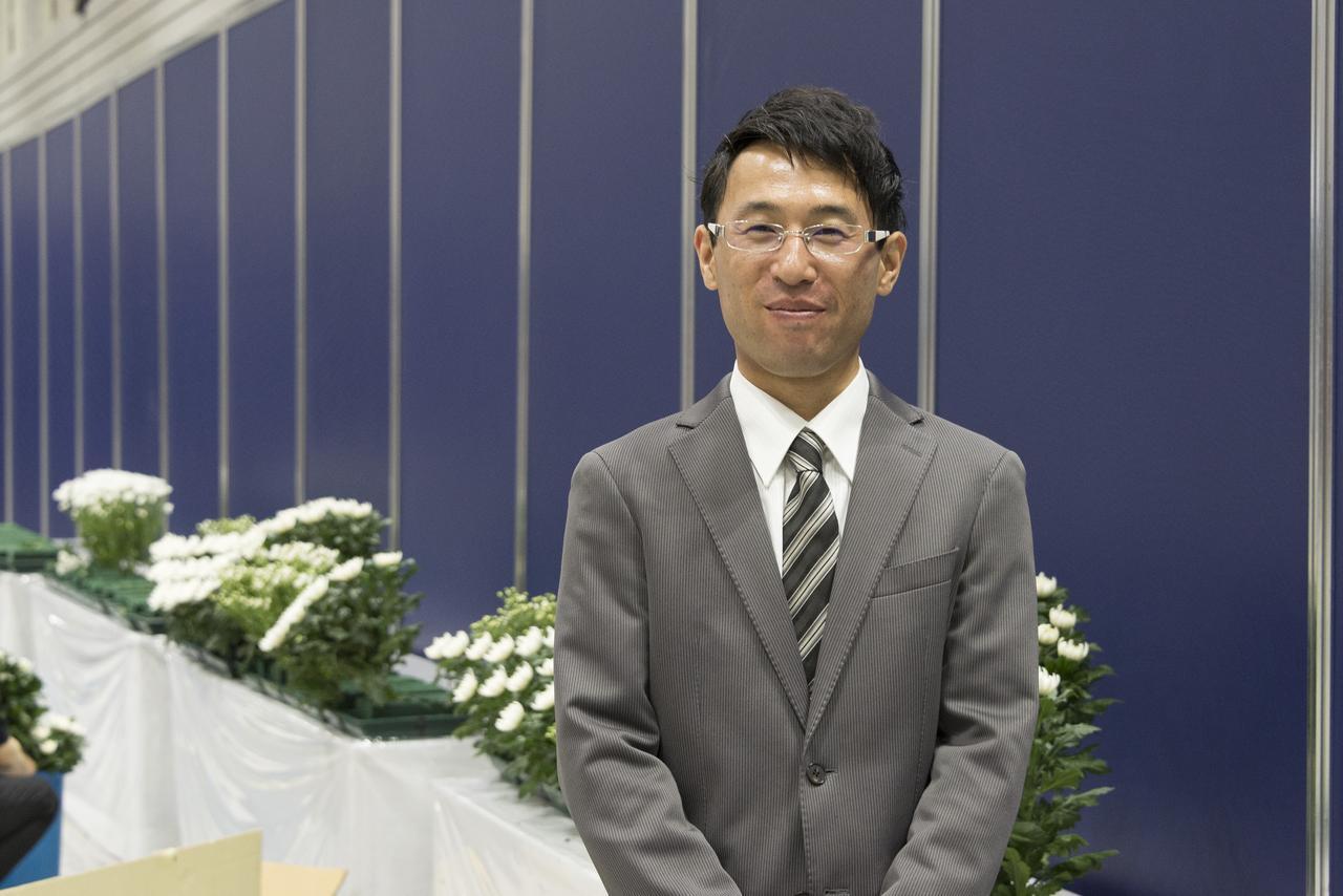 画像: (株)ビューティ花壇の事業本部・東日本統括部 設営課 担当課長の中島雅司氏