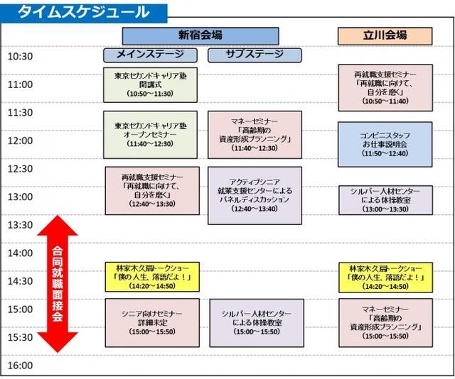 画像4: ~就業を目指す高齢者へ~「シニアしごとEXPO」を開催/東京都産業労働局