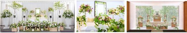 花祭壇(イメージ)