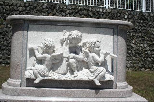 画像2: 受賞墓石について