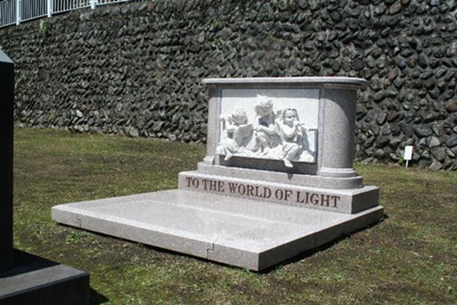 画像1: 受賞墓石について