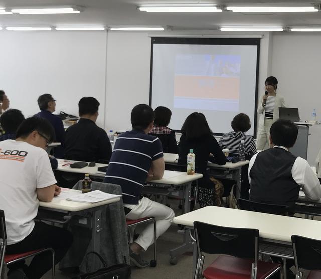 画像: 2018年5月に大阪で開催した「第340回終活カウンセラー初級検定」の様子