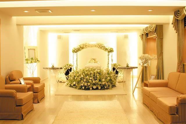 画像: 大野屋の「家族葬」専用式場フューネラルリビング(小平・横浜)