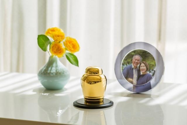 画像: Soul Petit Pot「シンプルモダン 純銀 ゴールド」が新登場/株式会社メモリアルアートの大野屋