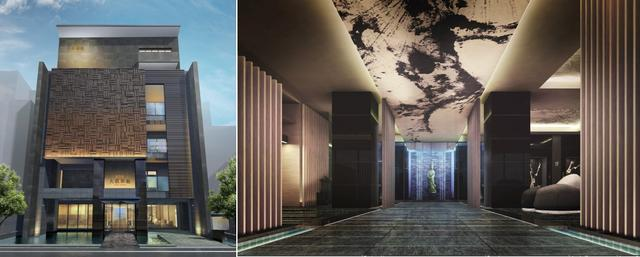 画像: 大阪・御堂筋沿線初となる堂内墓地 「宝蔵寺 大阪御廟」12月完成予定
