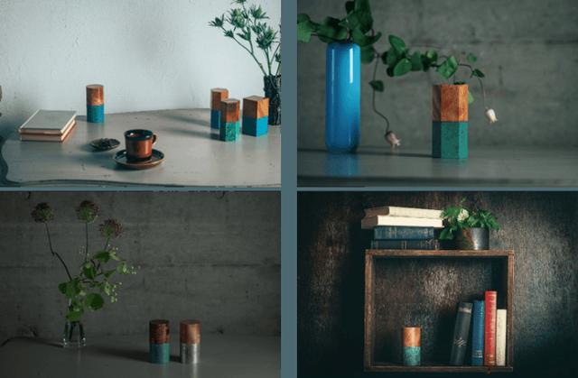 画像: 「自宅納骨」を提案するミニ骨壺『ZAYU』発売。30種類の組み合わせから選べるインテリアのような美しいデザイン/株式会社キリフダ