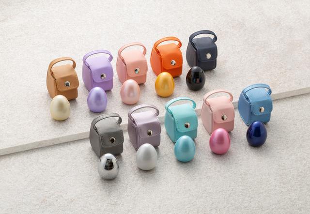 画像: 鮮やかなカラーが人気 ~手元供養商品の販売傾向~