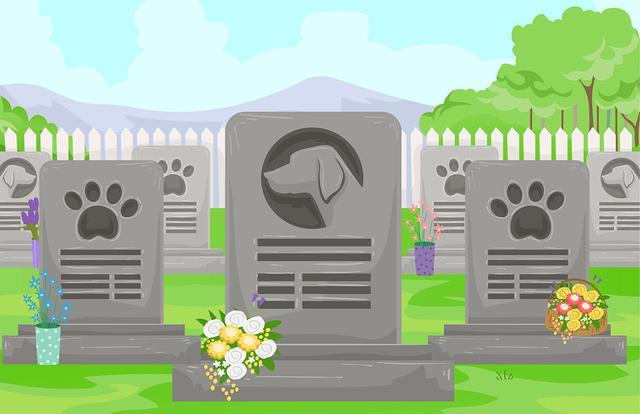 画像1: ペットが亡くなったら自分と同じ墓に埋葬したい方は約7割。「メモリアルなび」でアンケート実施。 /イオンペット株式会社