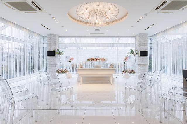 """画像: ウィズハウス清田 2階にある""""ガラスのホール"""""""