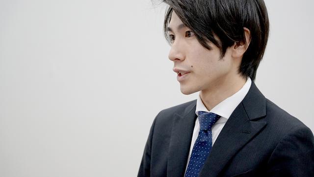 画像: 合同会社DMM.comグループ 株式会社終活ねっと 顧客戦略部部長 上田和輝(あげたかずき)氏