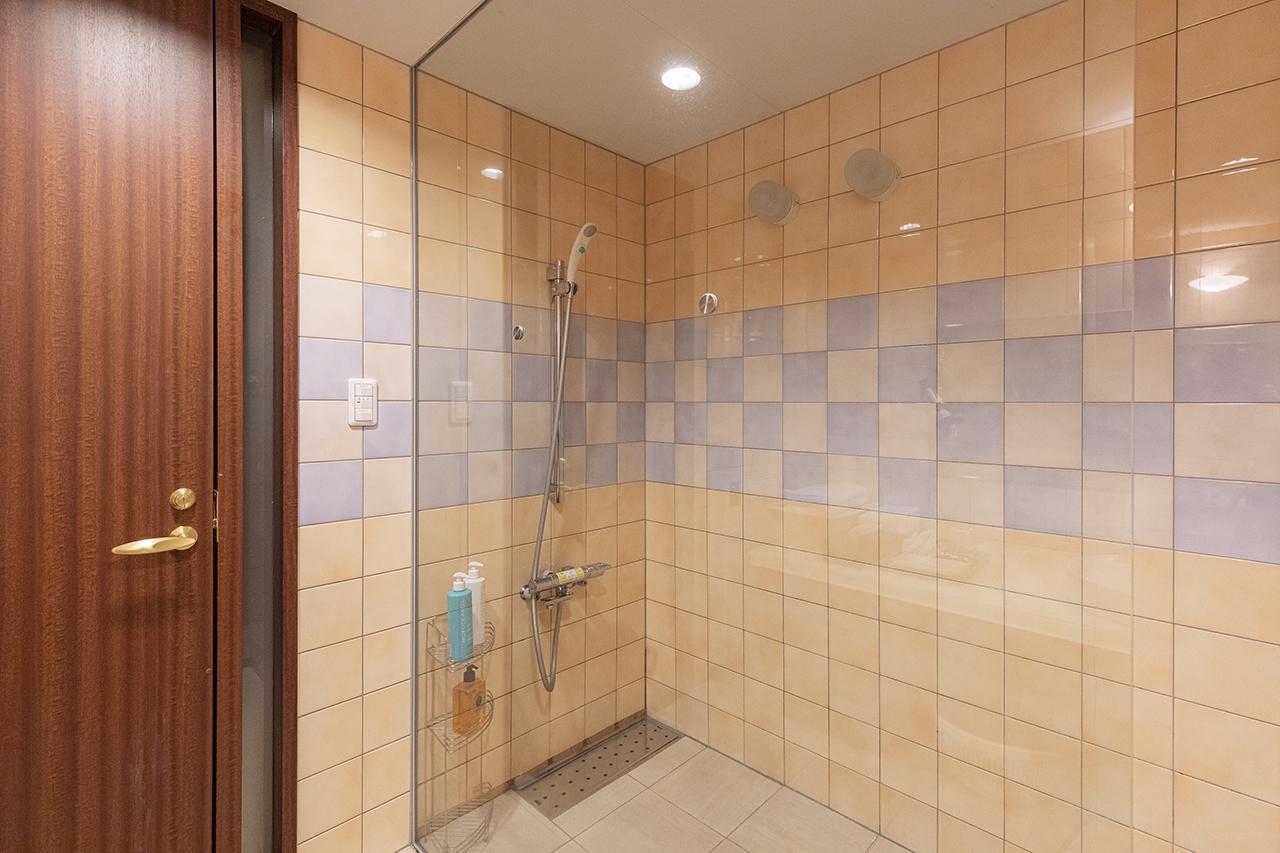 画像: シャワールームも併設