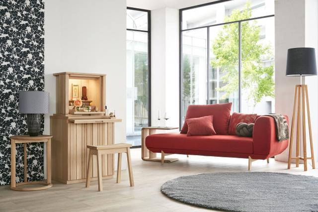 画像: 国内家具専門メーカーと協同開発のお仏壇をAmazonで販売開始/株式会社はせがわ