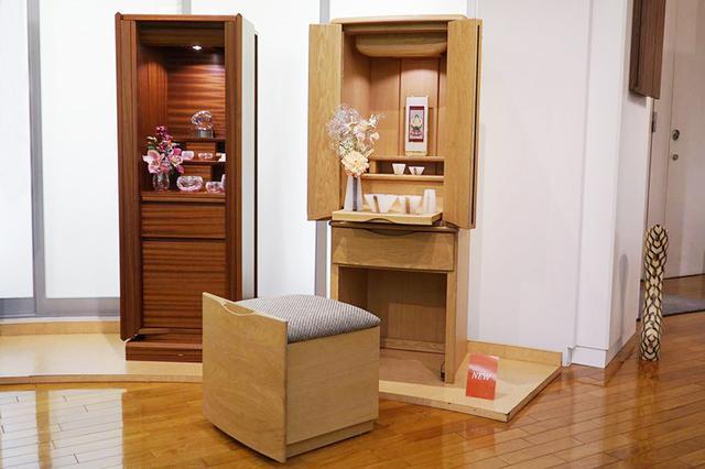 画像: テネラ:国産高級学習机のパイオニアである浜本工芸とのコラボ商品。家具で培った技術が随所に光る