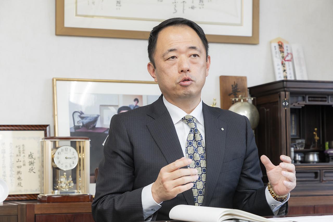 画像3: トップインタビューvol.15 株式会社ユー花園 代表取締役社長 山田大平氏
