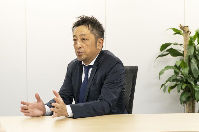 画像: ライフアンドデザイン・グループ株式会社 専務取締役 伊藤健