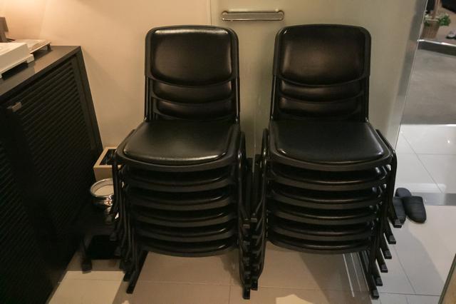 画像: 会葬者が10〜15名の場合は、2階の式場を使用