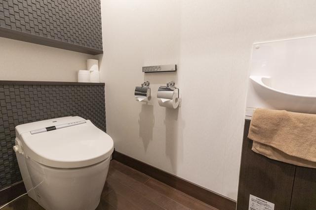 画像: キレイで明るいお手洗いも好感度高い