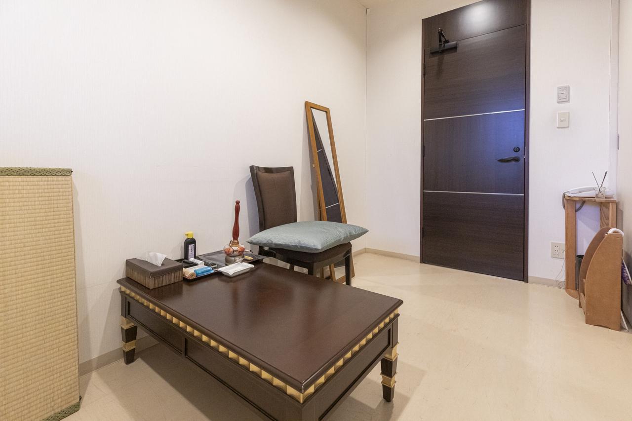画像: 僧侶控室は清田2階と共用