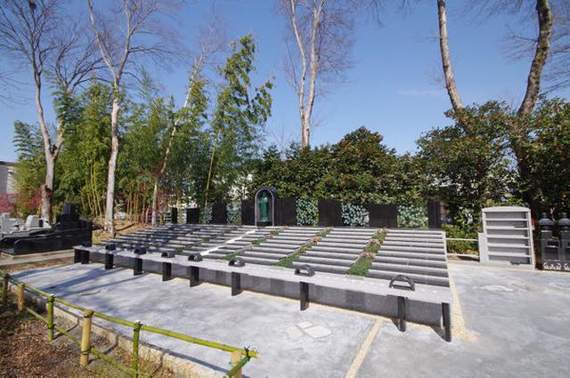 画像: 永代供養付個別墓