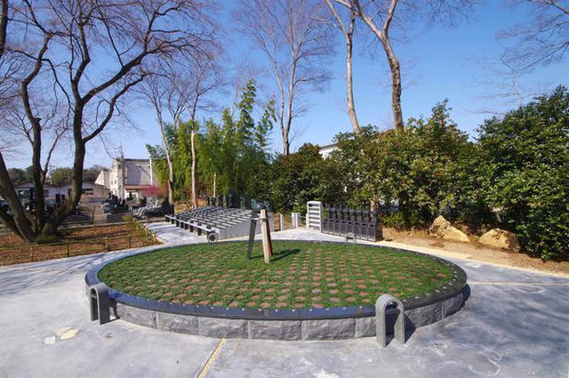 画像: 永代供養墓「大樹苑」全景