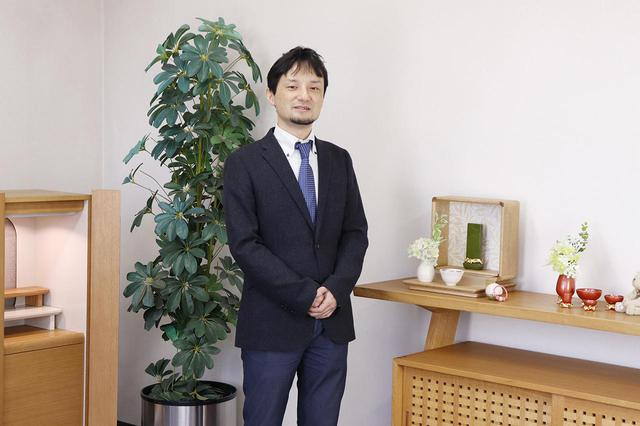 画像: 株式会社八木研 企画室 商品企画 課長 松木宏行氏