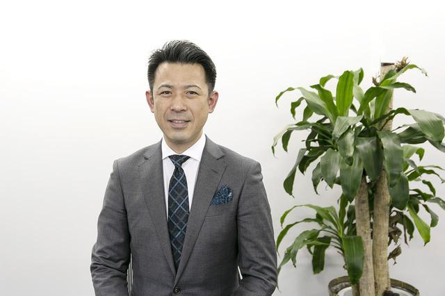 画像: ナインアンドパートナーズ株式会社 代表取締役 大森嗣隆氏