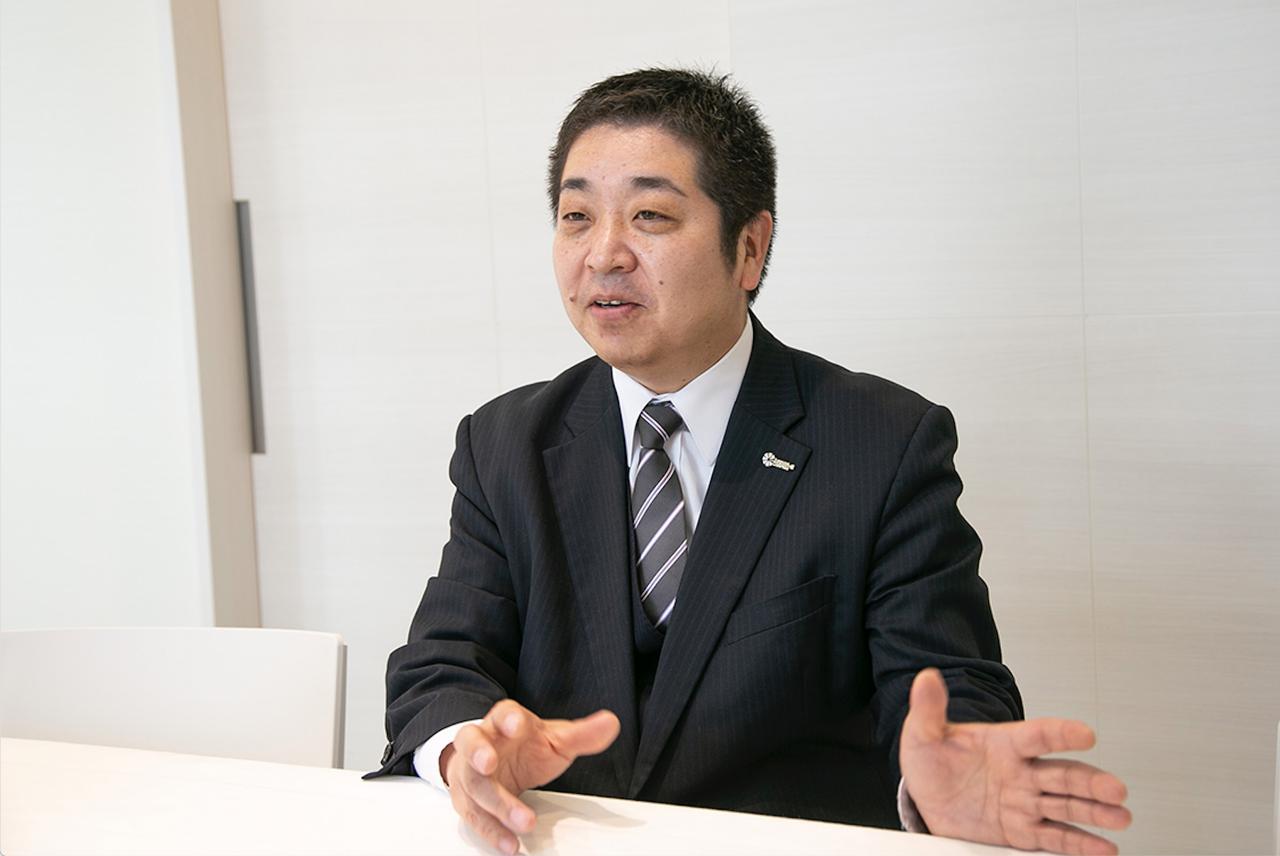 画像: 株式会社神奈川こすもす セレモニーサービス部 部長 水田明彦