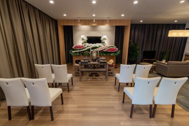 画像3: 家族葬のファミーユが、京都府宇治市にグループ81店舗目となる「ファミーユ宇治槇島」をオープン/株式会社家族葬のファミーユ