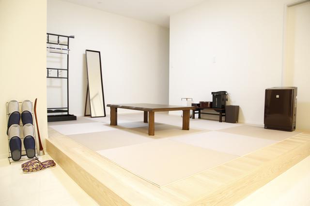 画像: 通夜の際は遺族の寝室に、告別式のときには僧侶控室として使用