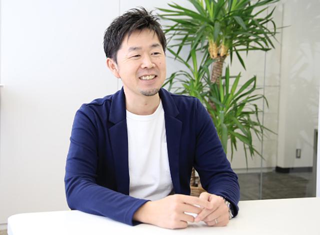 画像: ライフアンドデザイン・グループ株式会社 事業戦略本部 部長 嶋崎元