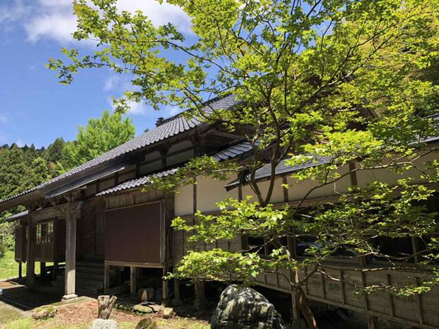 画像: 得藏寺について