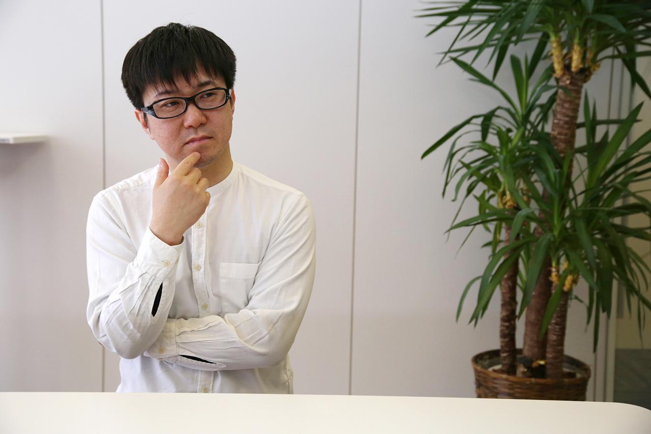 画像: ライフアンドデザイン・グループ株式会社 Web戦略室室長 佐々木